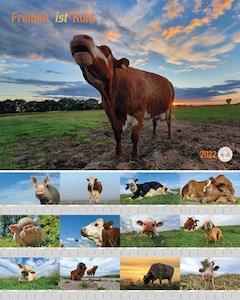 """DIE NEUE KUHLTUR"" 2012 - Fotokalender"